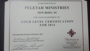 2014 gold certification